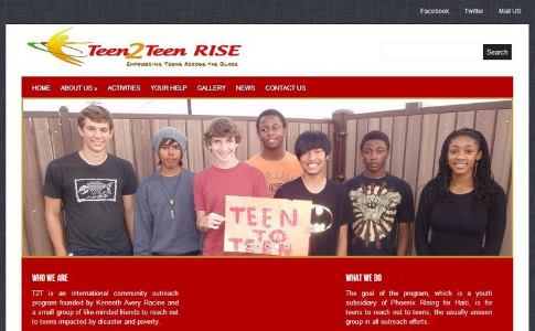 Teen2Teen ScreenShot